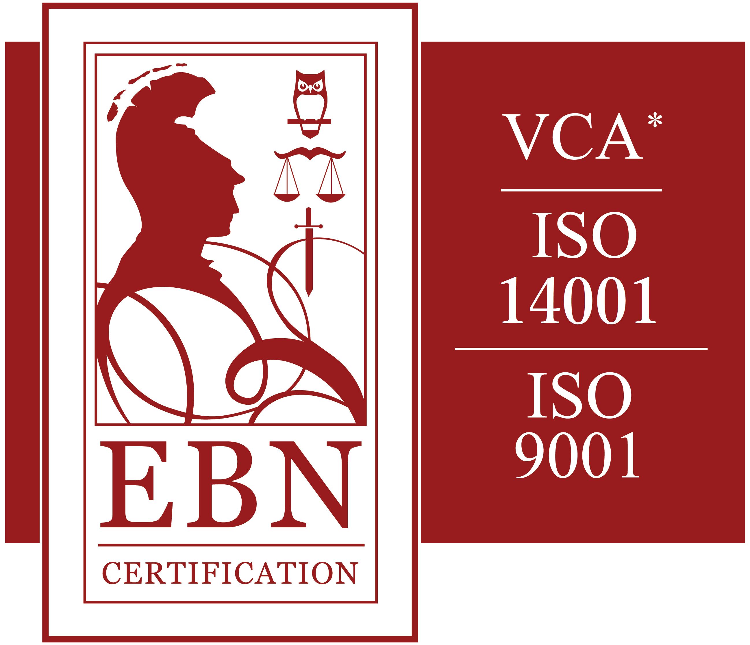 VCA1sterISO90014001